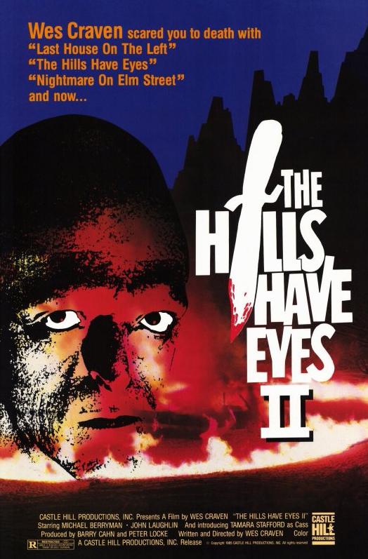 The Hills Have Eyes Part II kapak