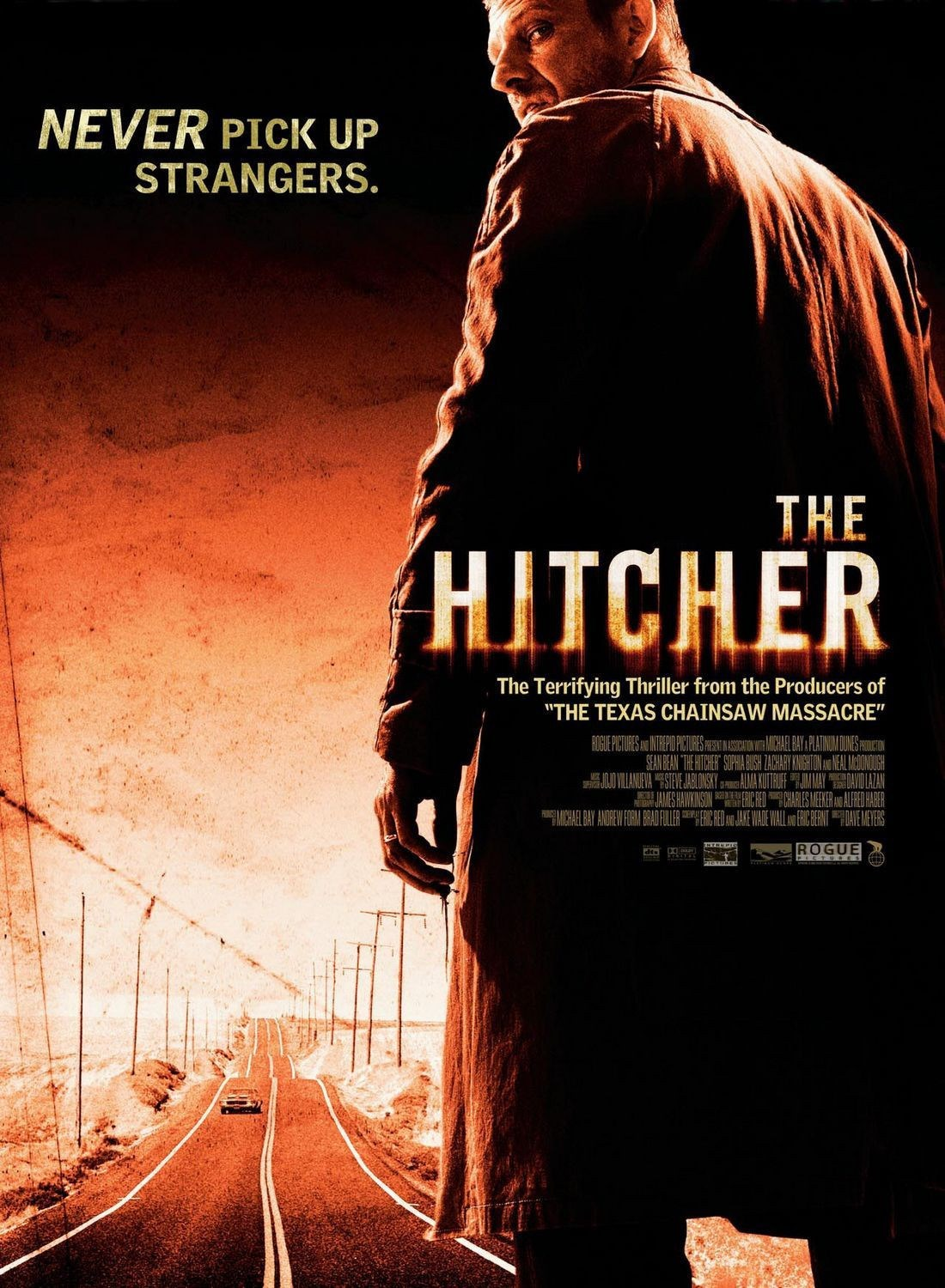 The Hitcher kapak