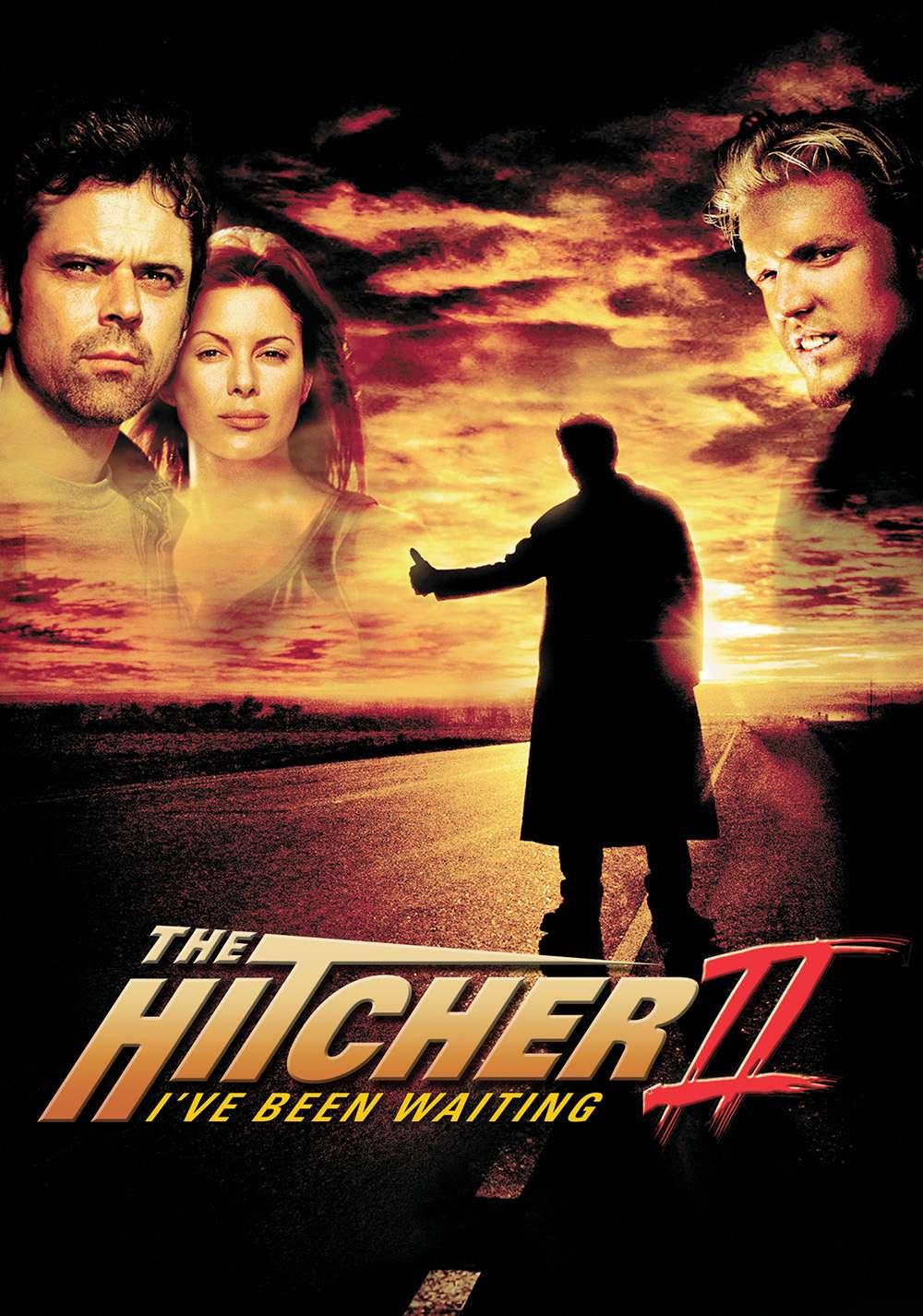 The Hitcher II: I've Been Waiting kapak