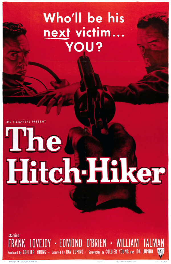 The Hitch-Hiker kapak