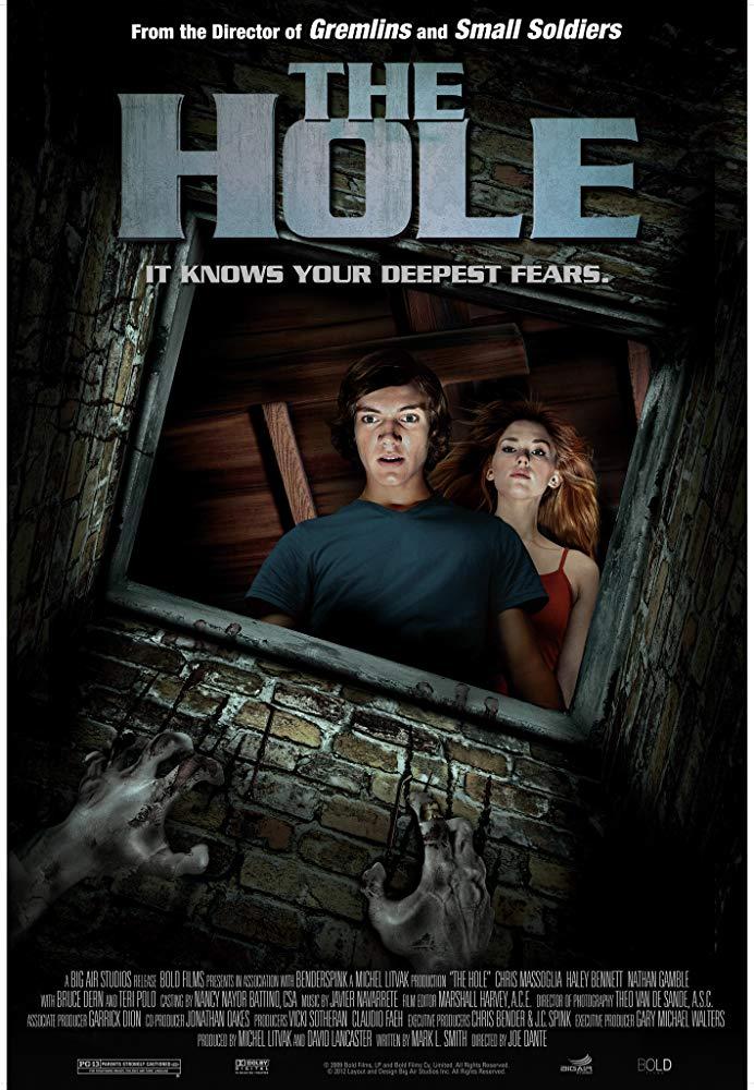 The Hole kapak