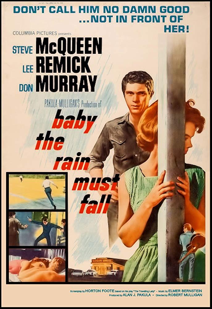 Baby the Rain Must Fall kapak
