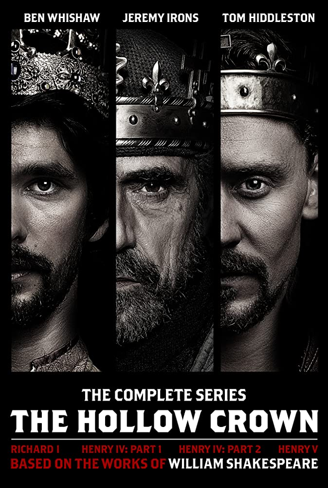 The Hollow Crown kapak