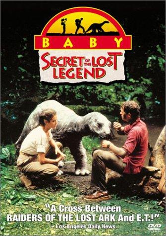 Baby: Secret of the Lost Legend kapak