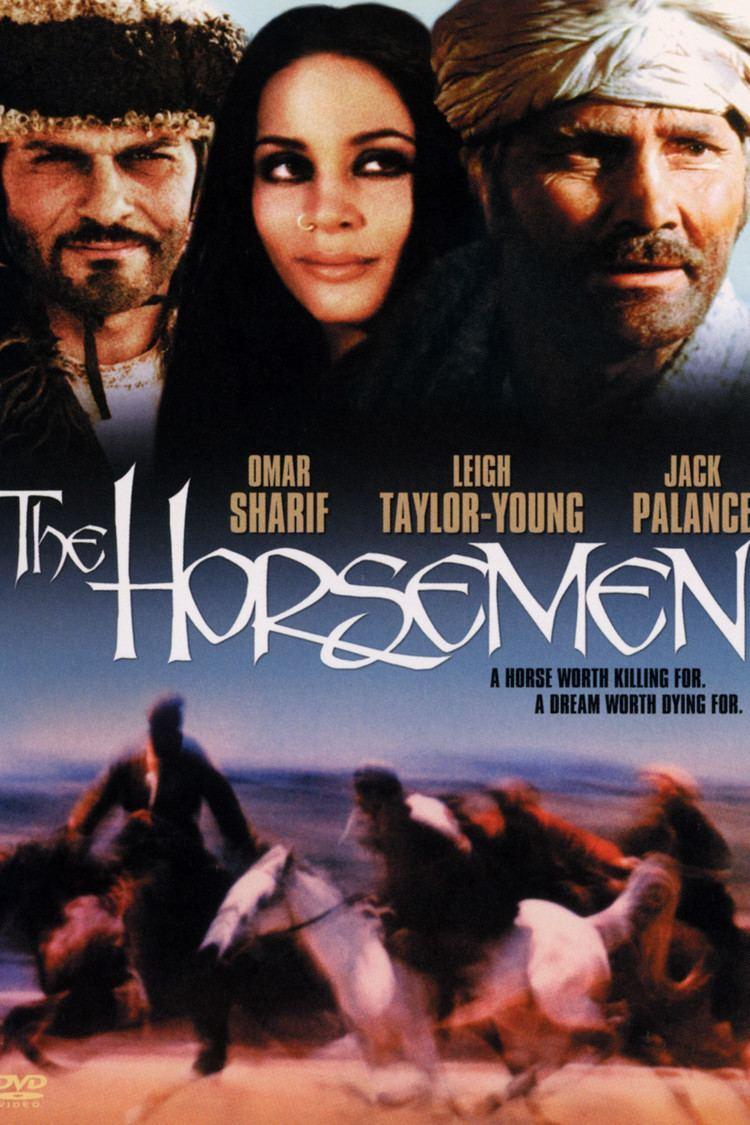 The Horsemen kapak