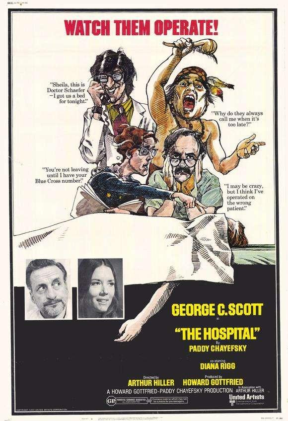 The Hospital kapak