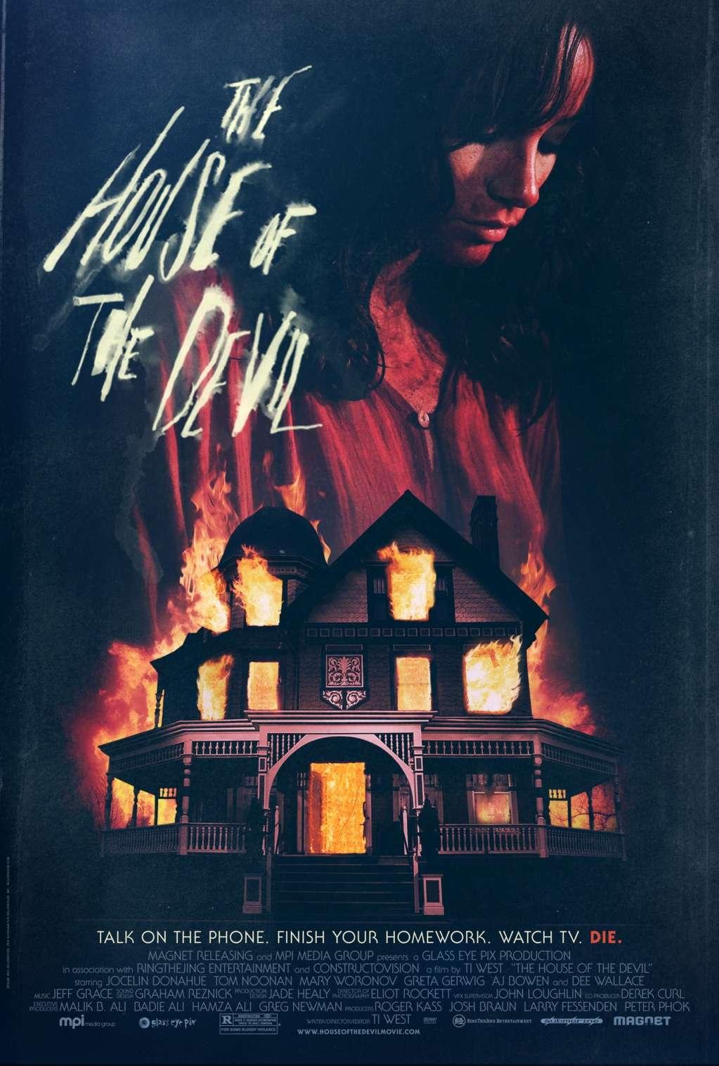 The House of the Devil kapak