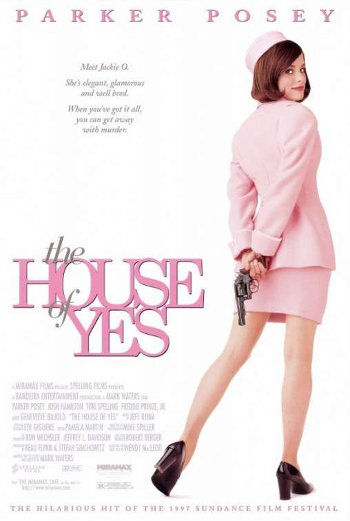 The House of Yes kapak