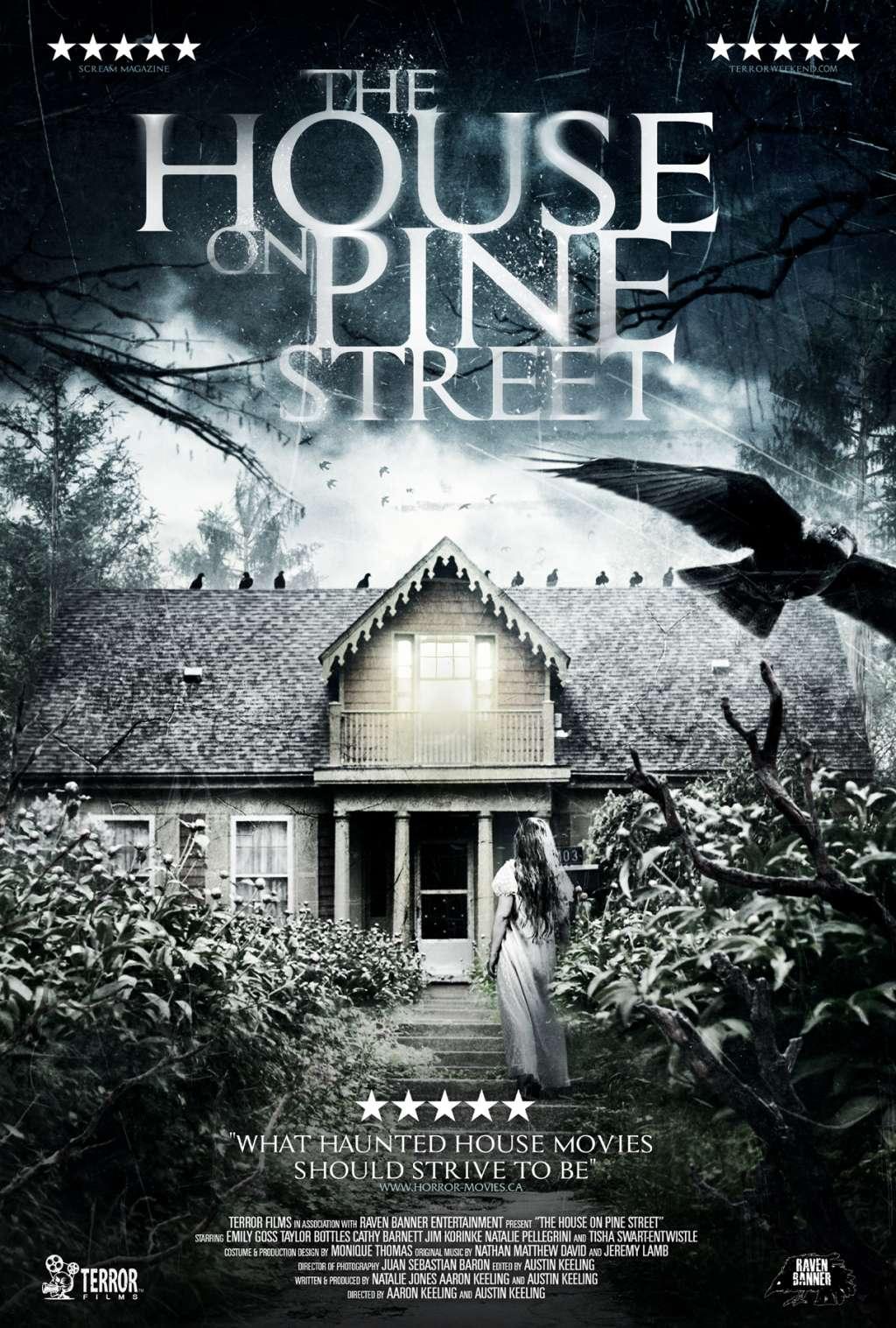 The House on Pine Street kapak