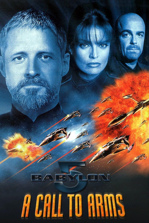 Babylon 5: A Call to Arms kapak