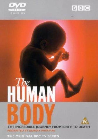 The Human Body kapak
