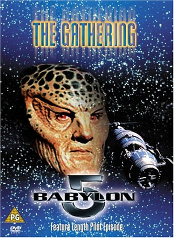 Babylon 5: The Gathering kapak