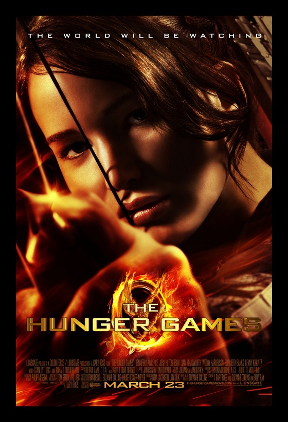 The Hunger Games kapak