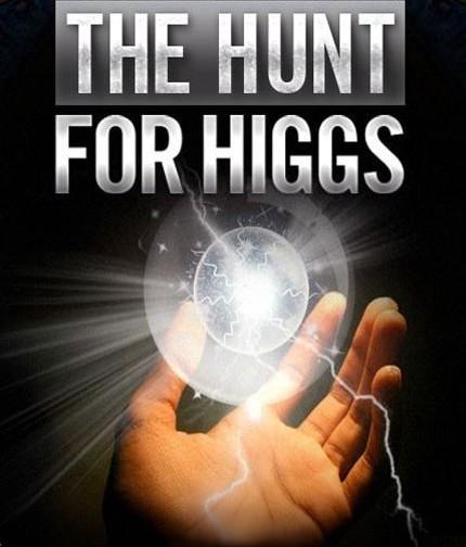 The Hunt for Higgs kapak