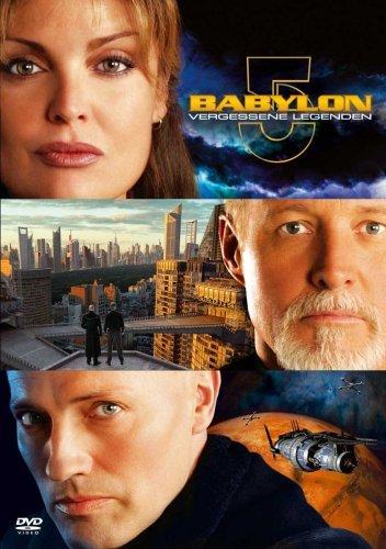 Babylon 5: The Lost Tales kapak