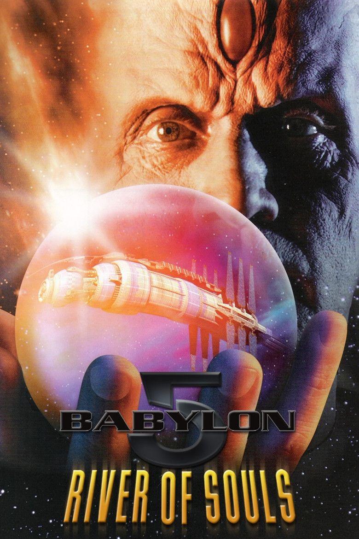 Babylon 5: The River of Souls kapak
