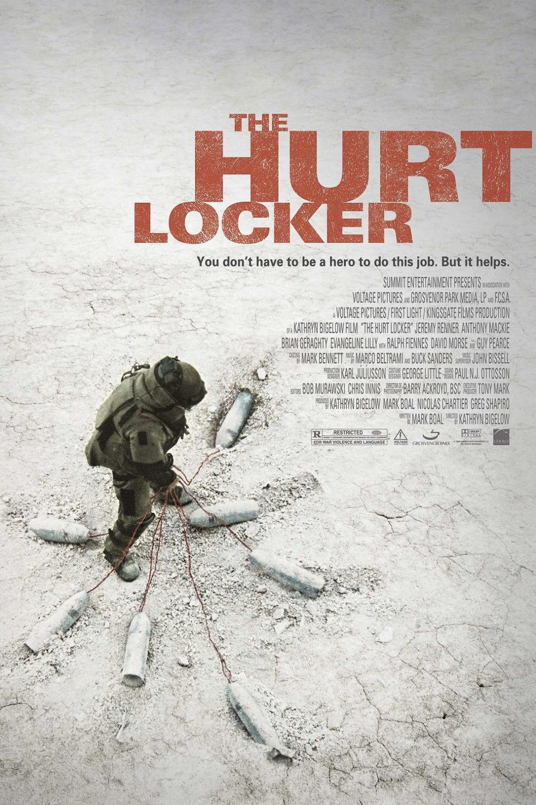The Hurt Locker kapak