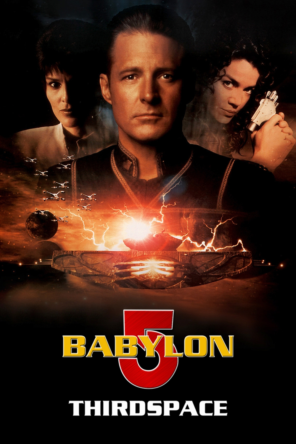 Babylon 5: Thirdspace kapak