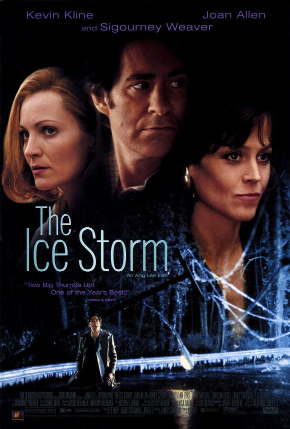 The Ice Storm kapak