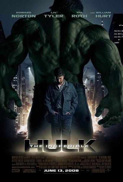 The Incredible Hulk kapak