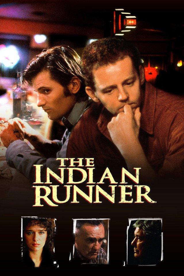 The Indian Runner kapak