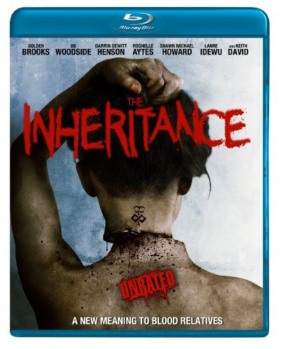 The Inheritance kapak