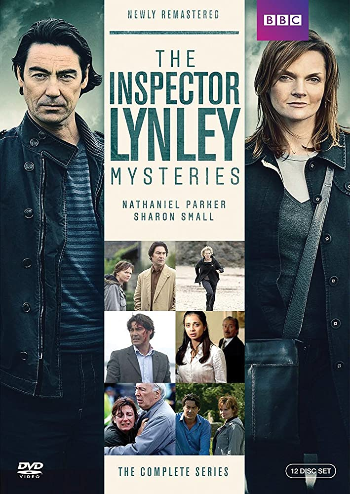 The Inspector Lynley Mysteries kapak