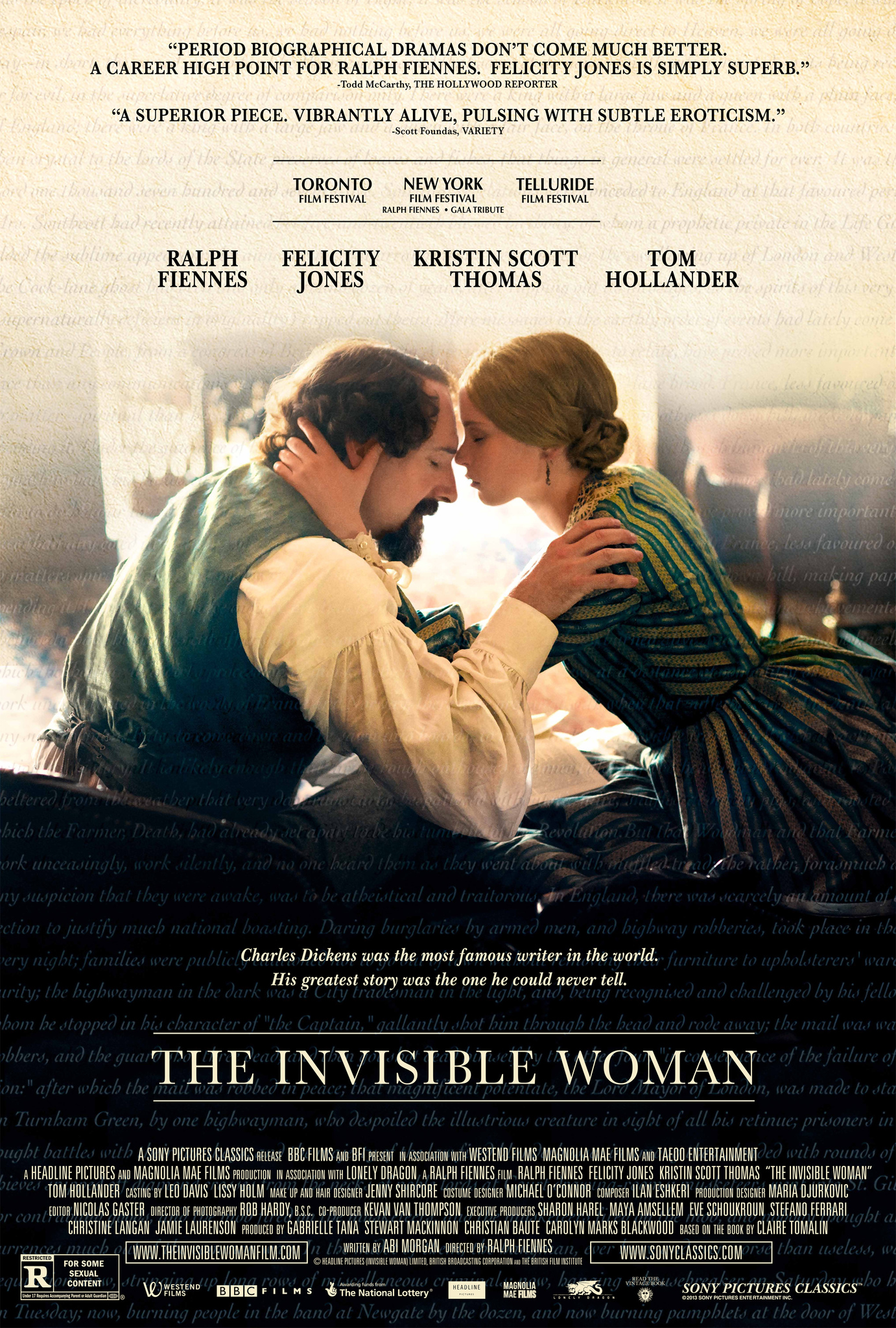 The Invisible Woman kapak