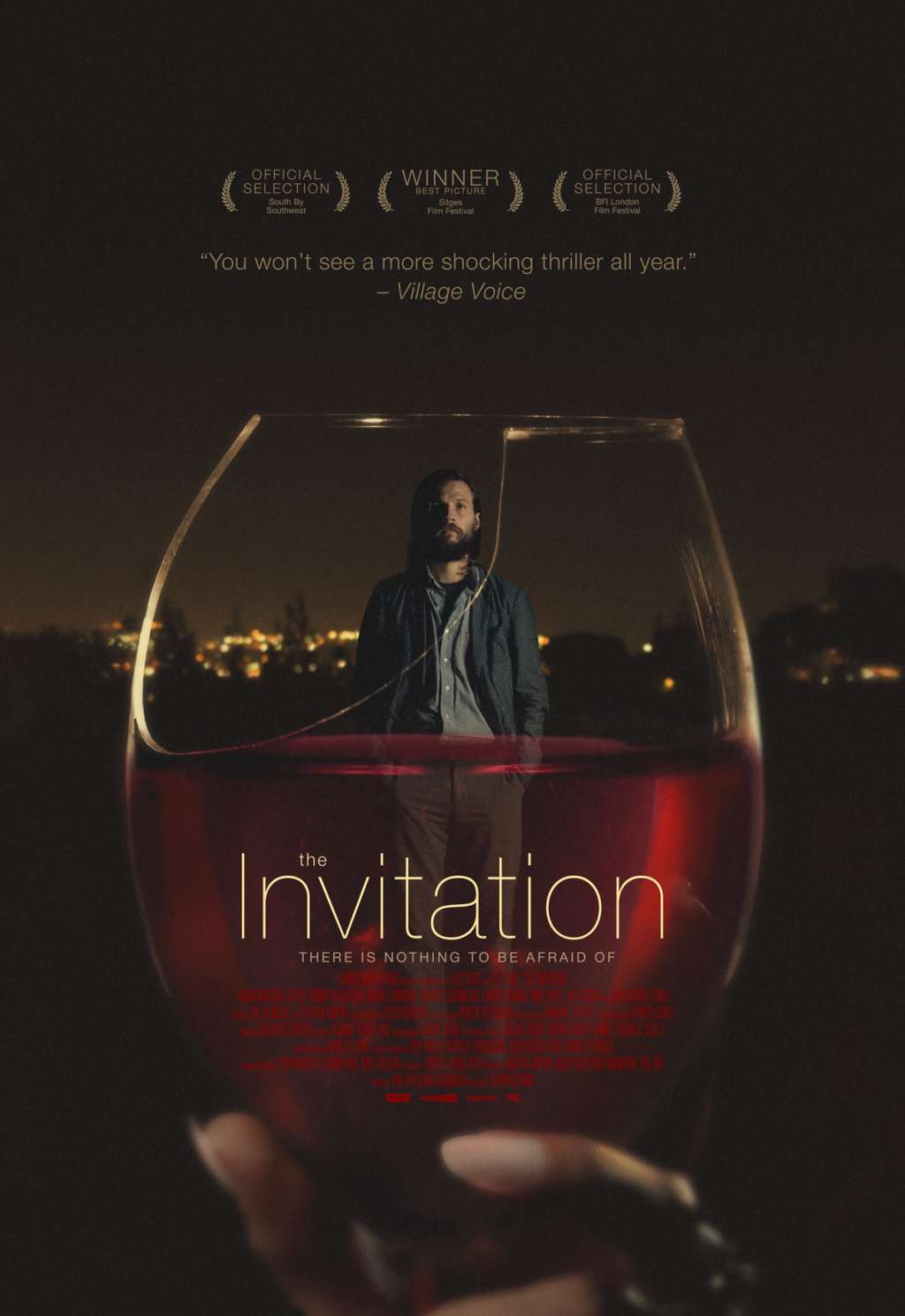 The Invitation kapak