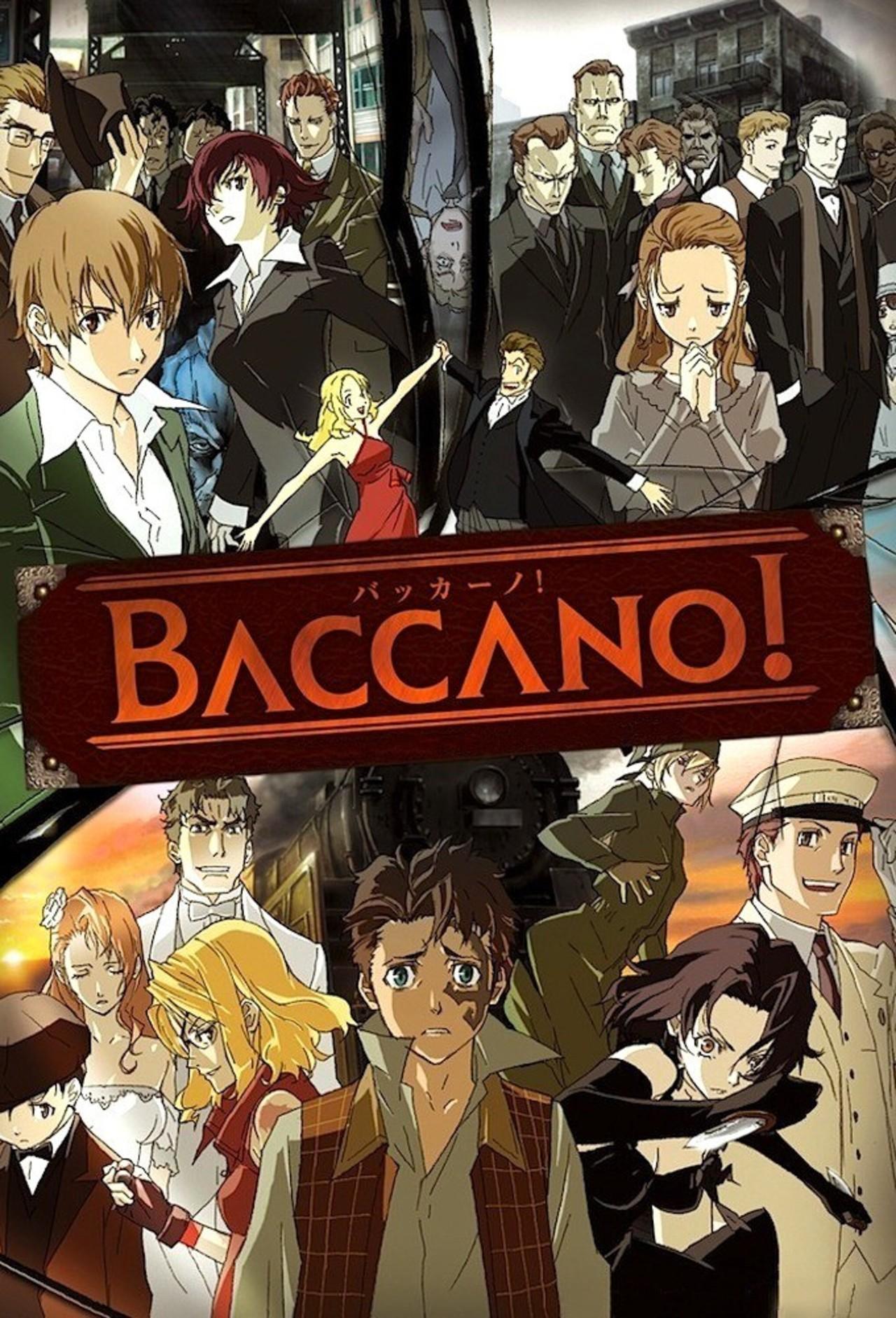 Baccano! kapak