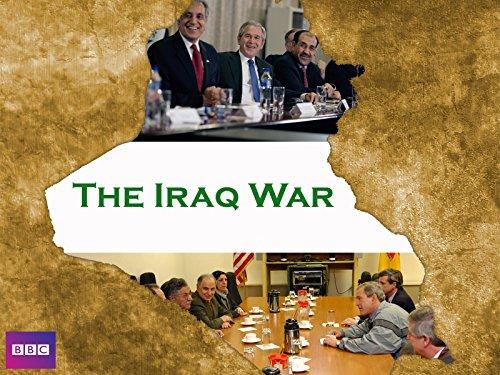 The Iraq War kapak
