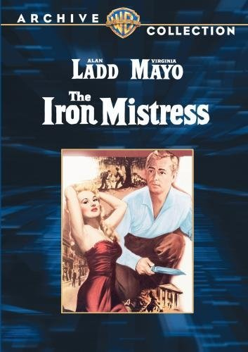 The Iron Mistress kapak
