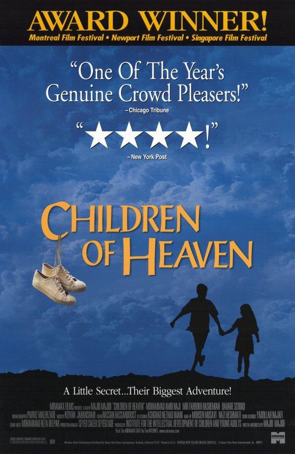 Children of Heaven kapak
