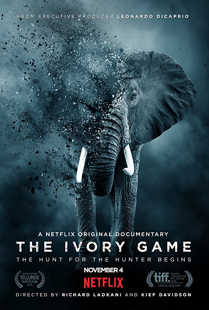 The Ivory Game kapak