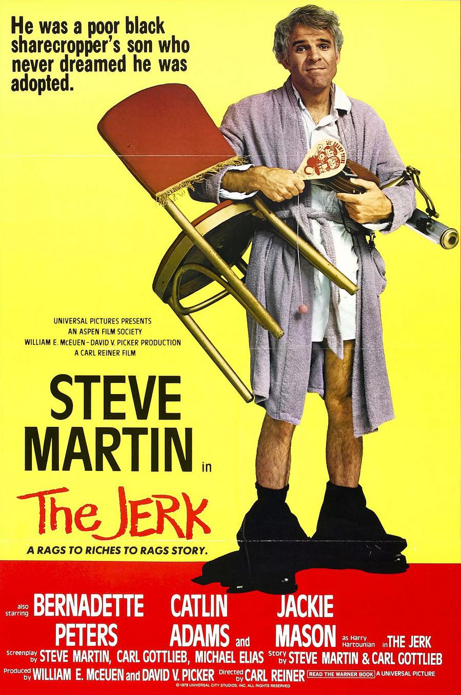 The Jerk kapak