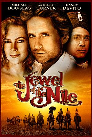 The Jewel of the Nile kapak