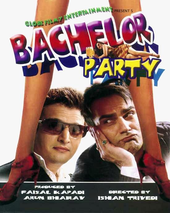 Bachelor Party kapak