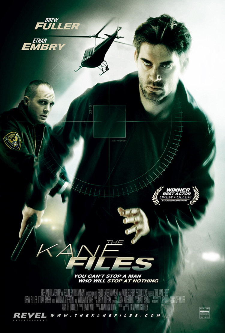 The Kane Files: Life of Trial kapak