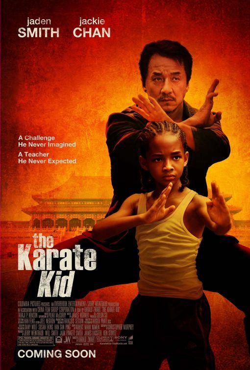 The Karate Kid kapak
