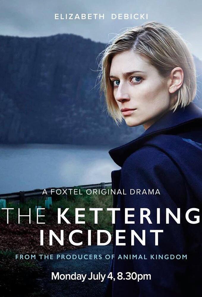 The Kettering Incident kapak
