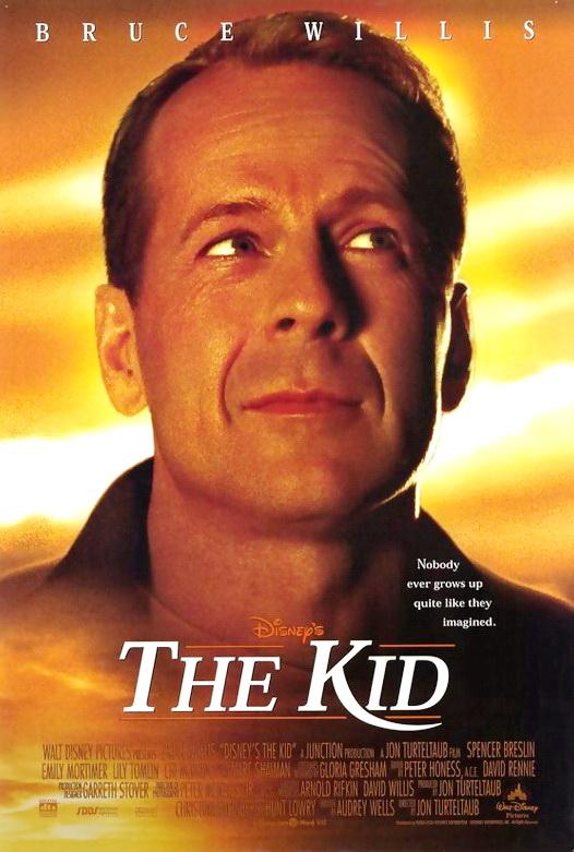 The Kid kapak