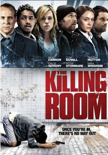 The Killing Room kapak