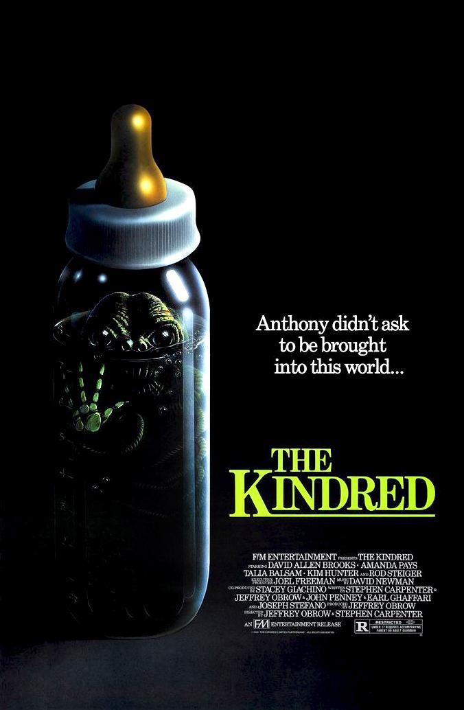 The Kindred kapak