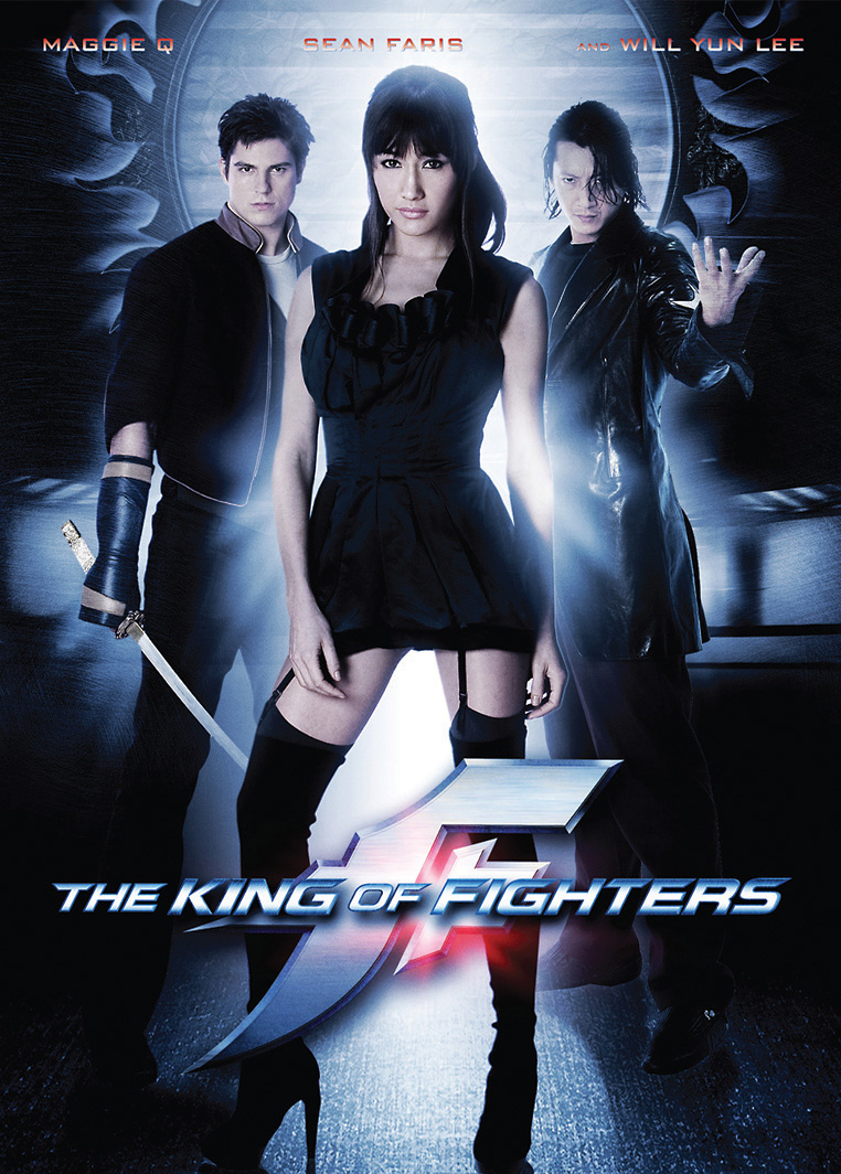 The King of Fighters kapak