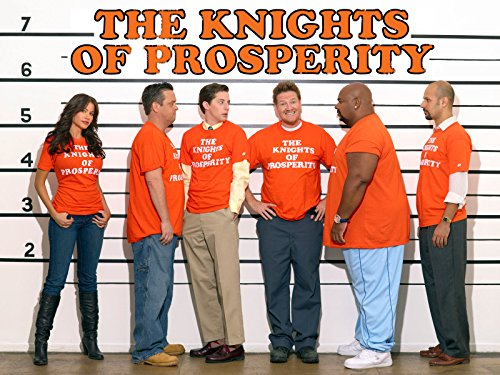The Knights of Prosperity kapak
