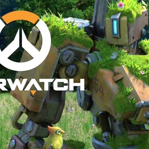 Overwatch: The Last Bastion kapak