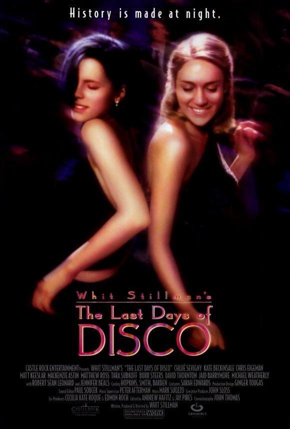 The Last Days of Disco kapak