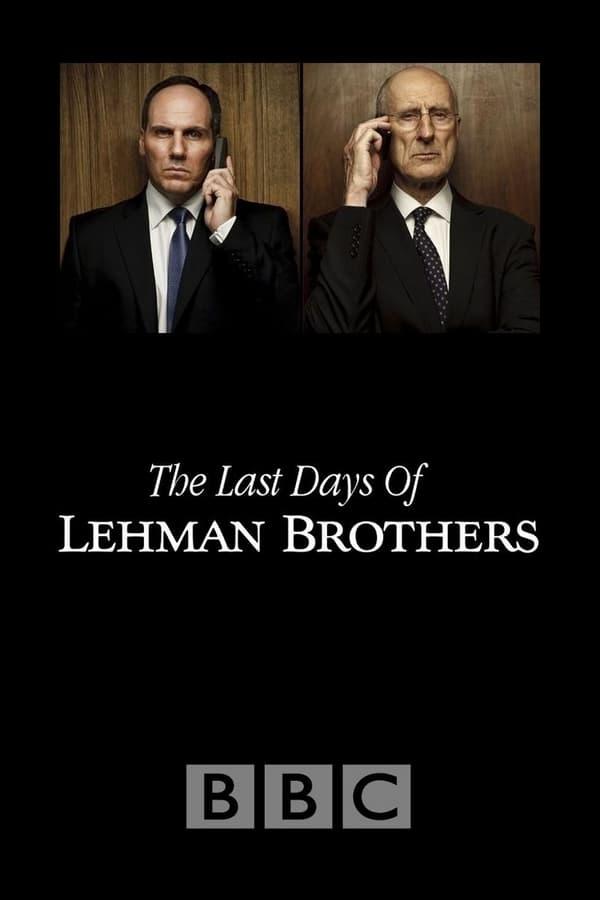 The Last Days of Lehman Brothers kapak