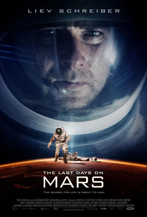 The Last Days on Mars kapak
