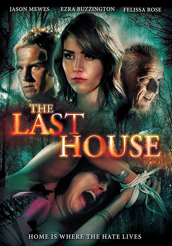 The Last House kapak